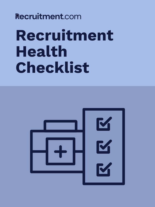 Recruitment Health Checklist