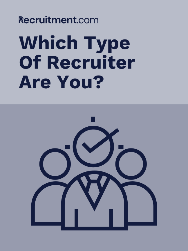 Which Type of Recruiter Are You?